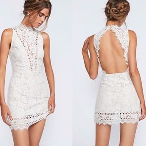 NWT Free People Cherie Bodycon Dress by Saylor S